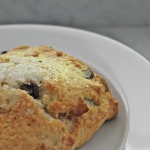 Apricot-Ginger Chocolate Chip Scones & Teaching Small