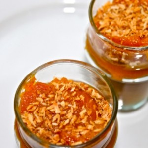 Pumpkin Pudding (Persian Halwa) & Falling in Love