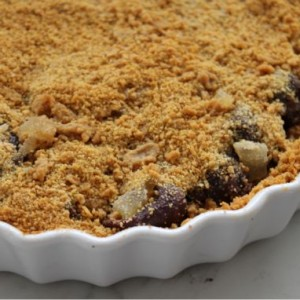 Italian Cherry Pie with Graham and Ginger & Recovering from Tragedy