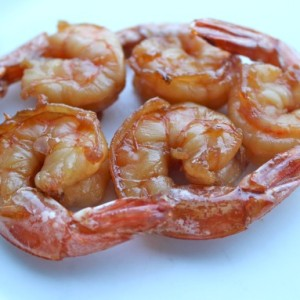 Honey-Soy Shrimp & Keeping Bees