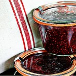 organic homemade raspberry jam emily franklin