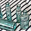 Vintage Apothecary Bottles~Antique Poison Bottles