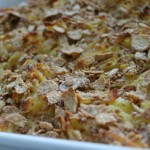 Best Noodle Pudding (Kugel) &amp; Welcome Back (Rosh Hashana, School, Fall)