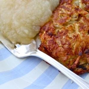 Latkes (Crispy Potato Pancakes) & Wish Lists