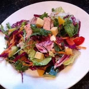 Chopped Salad & Modern Children