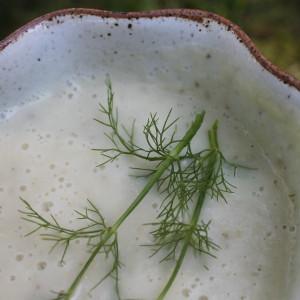 Creamy Fennel, Garlic, Onion & Potato Soup & Spinning My Wheels & Free Diapers