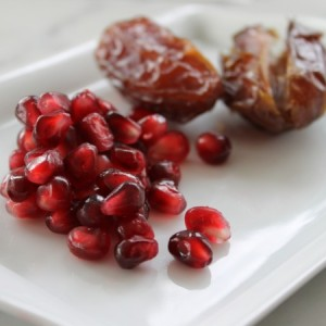 Pomegranate-Date Bursts & The Horse Phase